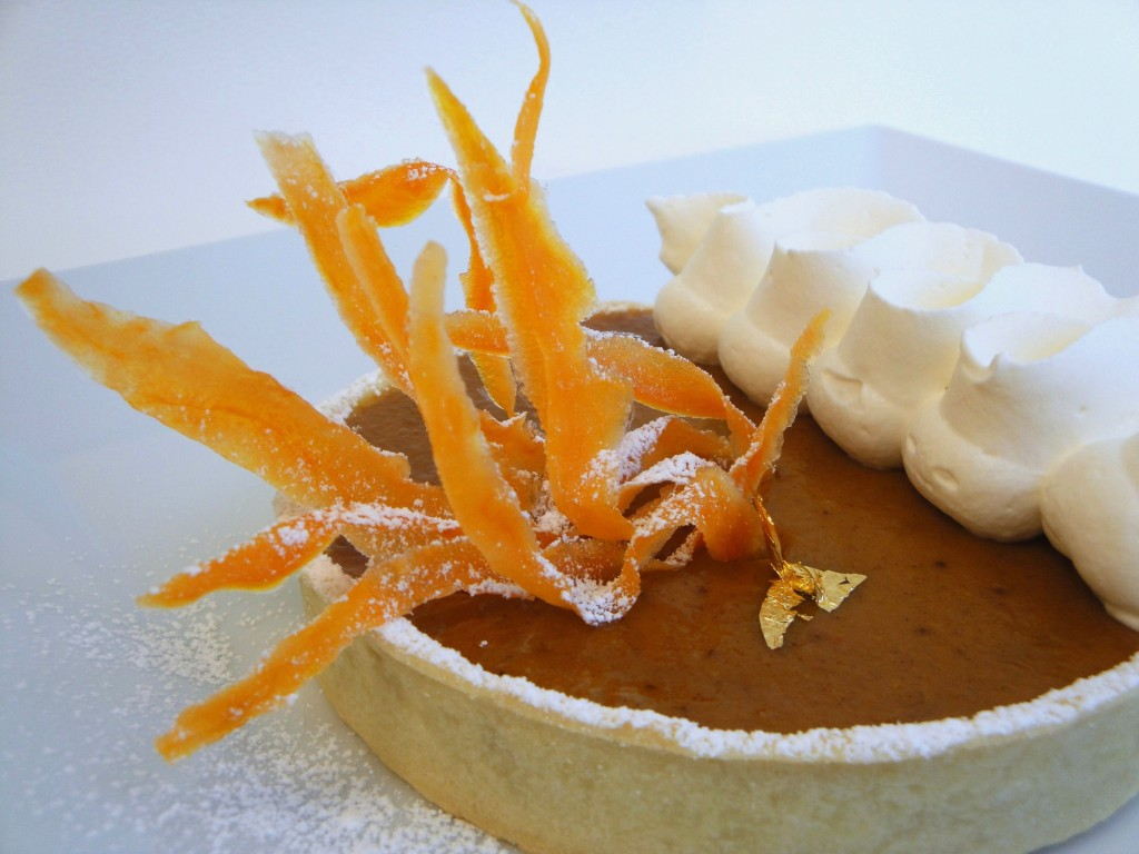 modern sweet potato pie